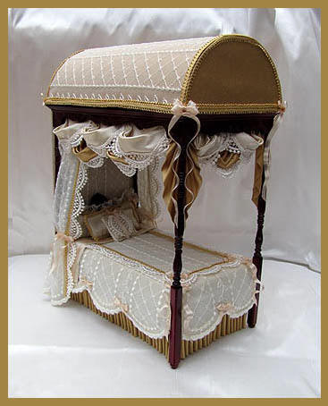 French Domed Bed