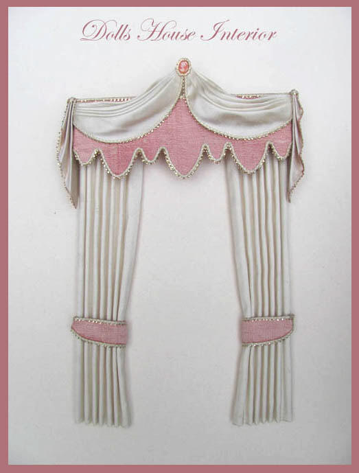 Neo Classical Curtains