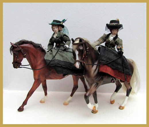 Equestrian Ladies