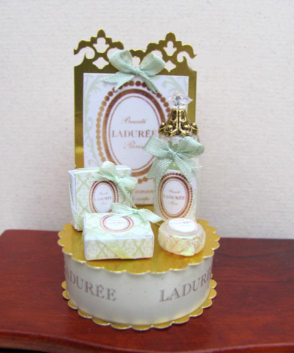 Laduree Green