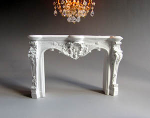 French Fire Surround